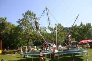 l'aéro-trampoline pour ceux qui aiment les sensations fortes