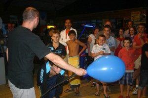 concours de ballons